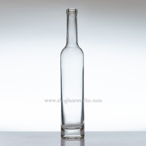 Botella de cristal del licor 500ml
